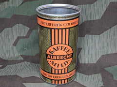1960's German Coffee Can