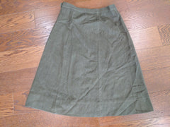 SALE: WAC / ANC Green Skirt (As-Is)