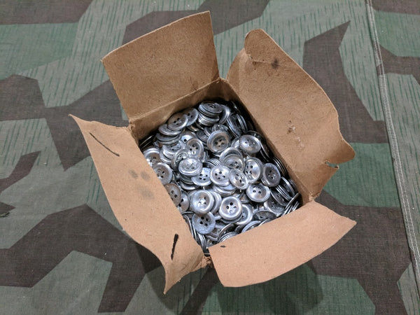 SALE! Full Original Box of Original Army Trouser Buttons 18mm