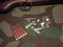 K98 8mm Mauser Stripper Clips