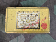 German Lande Mokri Superb Cigarette Tin