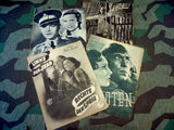 German Pre-WWII Film Kurier Magazines