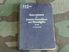 Military Training Book For Medics GREAT REFERENCE