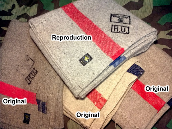 German Army Blanket