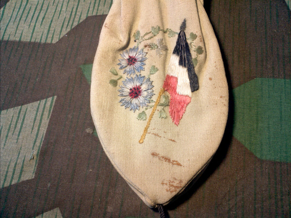 WWI German Money or Tobacco Bag