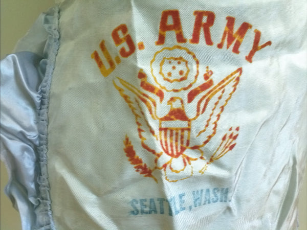 US Army Sweetheart Apron