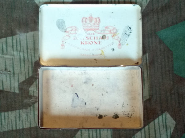 Original Batschari Krone 24 Cigarette Tin
