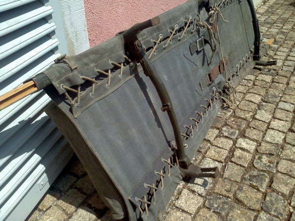 Original German Collapsible Stretcher