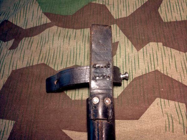 Original FF33 Grounding Stake Holster REPAIRED