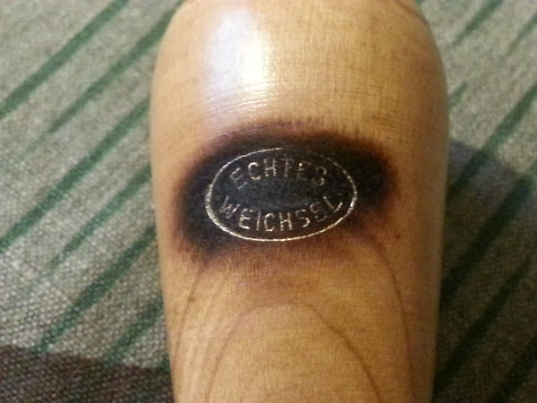Echtes Weichsel German wooden cigar holder vintage