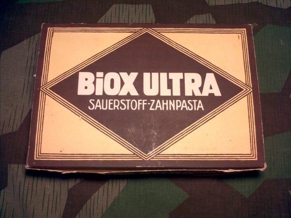 Original Biox Ultra Toothpaste Box