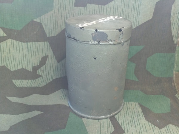 Original German Tear Gas Reizkörper Can from Stalingrad!!!