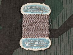 Vintage 1940s German Thread on Card (for Hand Sewing)