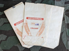 Wheat Flour Weizenmehl 1 Kilo Bag