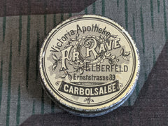 Carbolsalbe Tin (as-is)