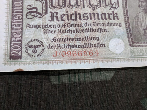Original German Money Set