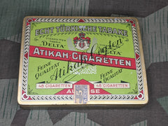 Turkish Tobacco Atikah 48 Cigarette Tin