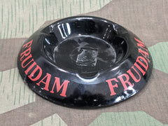 Fruidam Fruit Juice French Glass Advertising Ashtray