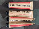 Kaffee Konserve FULL Tube