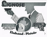 Lignose Pistol Accessory / Travel Soap Box