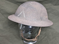 WWI US M1917A1 Kelly Helmet
