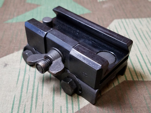 MG34 Lafette Sight Block WWII German Reproduction