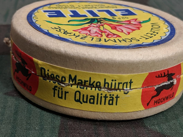 Elite Vollfett-Schmelzkäse Cheese Spread Container