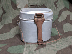 Mis-Matched WWII German Mess Kit HRE 43 RFI 41