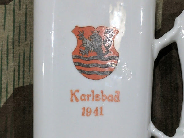 Karlsbad 1941 Mineral Springs Sipping Cup