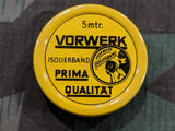 Original Vorwerk Tape Tin 5mtr with Tape