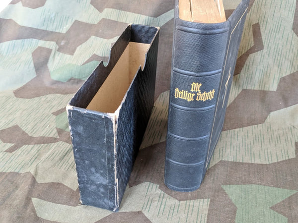 1930 Holy Bible New and Old Testament Evangelical