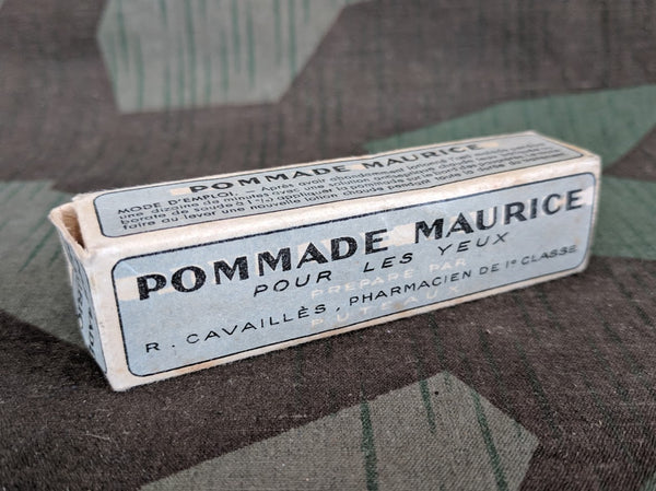 Pommade Maurice French Medicine Tube in Box