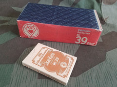 Original 1930s WWII German Box of 12 Skat Nr. 39 Playing Card Decks