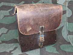 Original WWII German 1942 Communications Pouch