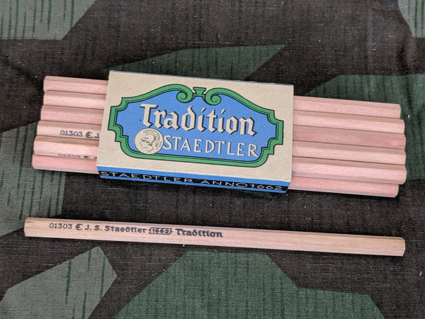 Original German Staedtler Green Colored Pencils