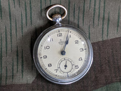Original Vintage WWII-era German Thiel Pocket Watch