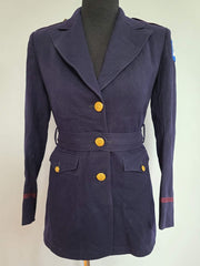 Original WWII Blue Army Nurse ANC Uniform Jacket