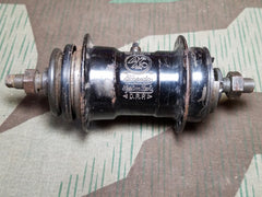 Original WWII German DRP Torpedo Bike Hub 1942