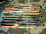 Original WWII German Equipment Straps