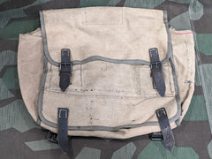 Original WWII German Horse Gas Mask Bag (as-is)