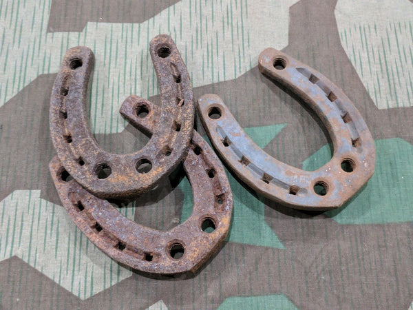 Original WWII German Horse Shoes