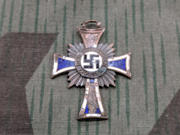 Damaged WWII German Mother's Cross