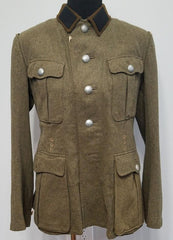 Original WWII German RAD Uniform Tunic HUGO BOSS Reichsarbeitsdienst
