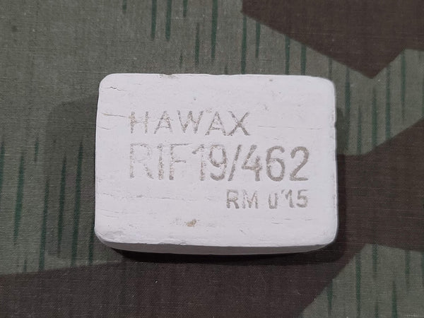 Original WWII German RIF HAWAX Soap