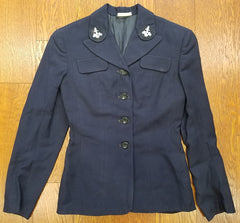 Original WWII WAVES W.A.V.E.S. Women's Navy Uniform Tunic