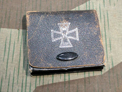 Original Iron Cross Coin Purse