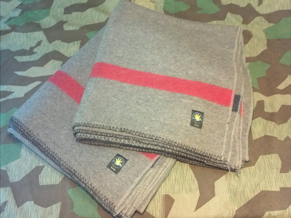 Ost Front WWII German Blanket Reproduction