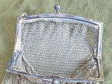 1920s Whiting & Davis Mesh Handbag