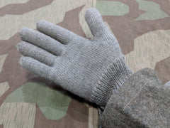 Feldgrau Wool Gloves
