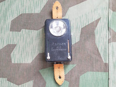 Post-WWII Daimon 413 German Flashlight